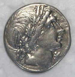 LUCIUS MEMMIUS ACHAICUS, 2ND CENTURY BC | Numismatic Nudes